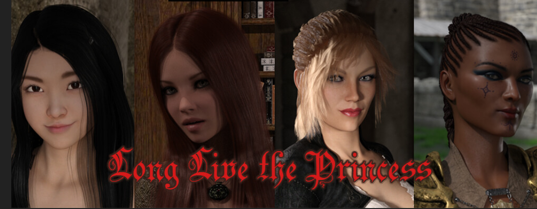 LONG LIVE THE PRINCESS - VERSION 0.24.1 + CEAT MOD BY BELLE WIN/MAC/ANDROID